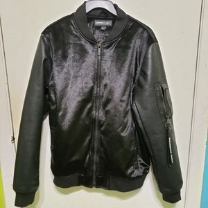 Members Only Black Bomber Jacket